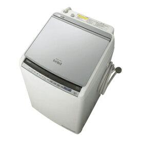 (標準設置料込)BW-DV90E-S 日立 9.0kg 洗濯乾燥機 シルバー HITACHI ビートウォッシュ [BWDV90ES]