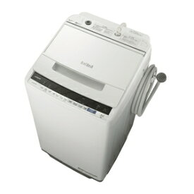 (標準設置料込)BW-V70E-W 日立 7.0kg 全自動洗濯機 ホワイト HITACHI ビートウォッシュ