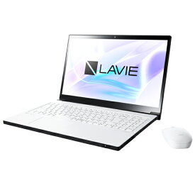 PC-NX850NAW NEC 15.6型 ノートパソコン LAVIE Note NEXT NX850/NAシリーズ プラチナホワイト LAVIE 2019年 夏モデル[Core i7/メモリ 8GB/SSD 約256GB+HDD 約1TB/Office H&B 2019]