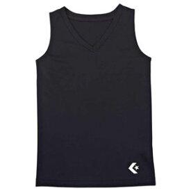 CB482701-1900-130 コンバース インナーウェア ガールズ(ブラック・サイズ:130cm) CONVERSE ガールズゲームインナーシャツ