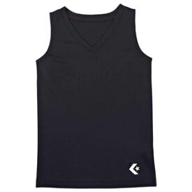 CB482701-1900-140 コンバース インナーウェア ガールズ(ブラック・サイズ:140cm) CONVERSE ガールズゲームインナーシャツ
