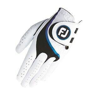 FGPFWT-25 フットジョイ ゴルフグローブ 左手用(ホワイト×ブラック・サイズ:25cm) footjoy プロフレックス