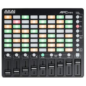 AP-CON-024 アカイ Ableton Live用MIDIコントローラ AKAI APC MINI