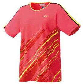 YO 20497 706 XO ヨネックス レディース ゲームシャツ(シャインピンク・サイズ:XO) YONEX