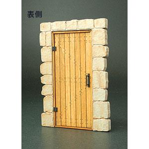 1/35 フロントラインシリーズ ヨーロッパの家のドアE【FS-017】 cobaanii mokei工房(コバアニ模型工房)