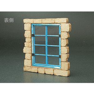 1/35 フロントラインシリーズ ヨーロッパの家の窓A【FS-018】 cobaanii mokei工房(コバアニ模型工房)