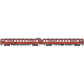 [鉄道模型]トラムウェイ (HO) TW47-0R-MTS 国鉄キハ47首都圏色0番代 動力付・1000番代 動力なしセット