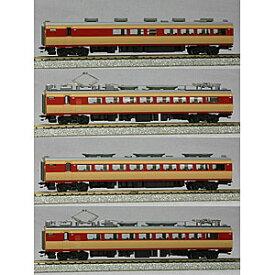 [鉄道模型]カトー 【再生産】(Nゲージ) 10-819 489系 急行「能登」 4両増結セット