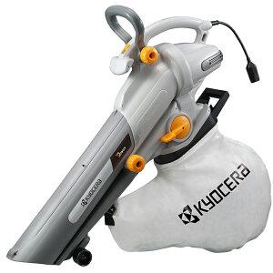 リョウビ 送風機 吹き飛ばし 吸込み 吸じん 集塵 RESV-1500 リョービ 電動ブロワバキューム 2スピード切替式 (家庭用) RYOBI 京セラインダストリアルツールズ [RESV1500RYOBI]
