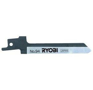 6641957 リョービ レシプロソー刃 ナイフブレード 100mm (1本) RYOBI 京セラインダストリアルツールズ