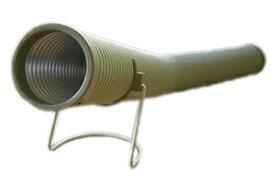 SD-890 バクマ工業 温風ヒーター用省エネダクト(80〜320cm) 【暖房器具】ファンヒーター用 [SD890]