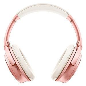 QuietComfort 35 wireless headphones II RGD ボーズ Googleアシスタント搭載スマートヘッドホン(ローズゴールド) Bose QuietComfort 35 wireless headphones II
