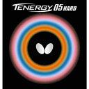 BUT-06030-006-TA バタフライ 卓球ラバー(レッド・特厚) テナジー05ハード