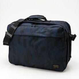 FCT9130 CFNV カジメイク 4WAY バッグ ラージ(カモネイビー・容量約40L) Kajimeiku Forecast(フォーキャスト) 4way Bag Large