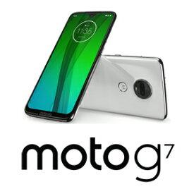 PADY0001JP Motorola(モトローラ) moto g7 クリアホワイト [6.24インチ / メモリ 4GB / ストレージ 64GB]