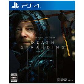 【PS4】DEATH STRANDING 通常版 ソニー・インタラクティブエンタテインメント [PCJS-66054 PS4 デスストランディング ツウジョウ]