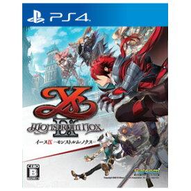 【特典付】【PS4】イースIX -Monstrum NOX- 通常版 日本ファルコム [PLJM-16472 PS4 イース9 ツウジョウ]