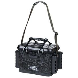 PX966236BK プロックス EVAタックルバッカン ロッドホルダー付 36サイズ(ブラック) PROX バッカン タックルバック