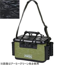 PX966240BK プロックス EVAタックルバッカン ロッドホルダー付 40サイズ(ブラック) PROX バッカン タックルバック