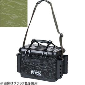 PX966236AG プロックス EVAタックルバッカン ロッドホルダー付 36サイズ(アーミーグリーン) PROX バッカン タックルバック