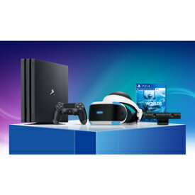 PlayStation 4 Pro PlayStation VR Days of Play Pack 2TB ソニー・インタラクティブエンタテインメント [CUHJ10029 PS4Pro PSVR DoP Pack]