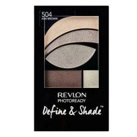 フォトレディ ディファイン & シェード 504 アッシュ ブラウン(クールなグレー系ブラウン) レブロン フオトレデイ デイF&S504