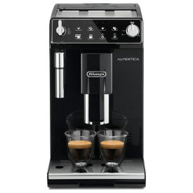 ETAM29510B デロンギ 全自動コーヒーメーカー ブラック DeLonghi オーテンティカ