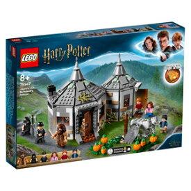 レゴ(R)ハリー・ポッター ハグリッドの小屋バックビークの救出【75947】 レゴジャパン