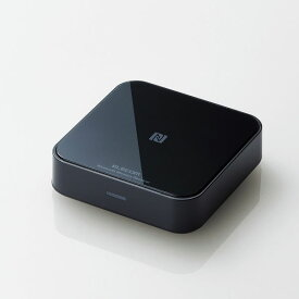 LBT-AVWAR501XBK エレコム Bluetoothオーディオレシーバー(ブラック) ELECOM