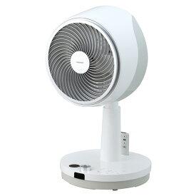 KCF-2392/W コイズミ 【扇風機】DCモーター搭載 サーキュレーター(リモコン付 ホワイト) KOIZUMI コードレスマルチファン