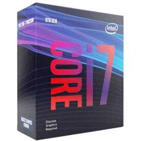 BX80684I79700F インテル Intel CPU Core i7 9700F BOX(Coffee Lake) ※内蔵グラフィック非搭載