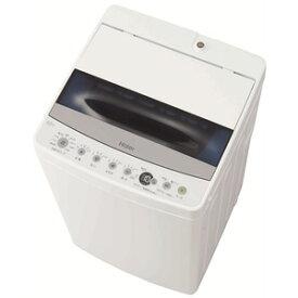 (標準設置料込)JW-C45D-W ハイアール 4.5kg 全自動洗濯機 ホワイト haier