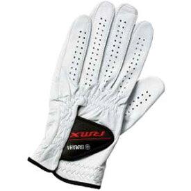 Y16GNL-WH24 ヤマハ リミックス ゴルフメンズグローブ 左手用(ホワイト・サイズ:24cm) YAMAHA RMX