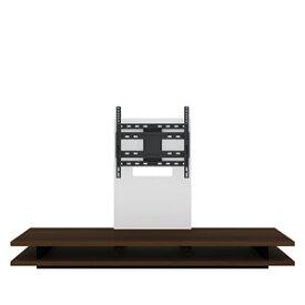 RWB-S150A-W 東芝 65V型まで対応 テレビ台(ウォールナット) REGZA レグザ純正壁寄せテレビローボード