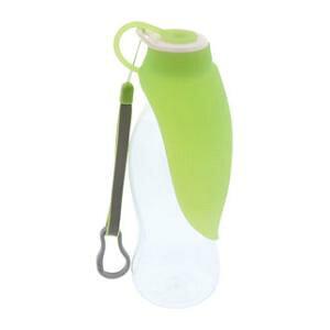 ポータブルウォーターボトル リーフ(グリーン) ペティオ Pウオ-タ-ボトル リ-フ グリ-ン
