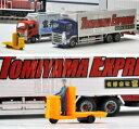 [鉄道模型]トミーテック (N) ザ・トラックコレクション 豊洲 冷凍トラック・ターレット式場内運搬車セット