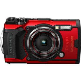 TG-6-RED オリンパス デジタルカメラ「Tough TG-6」(レッド)