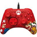 【Nintendo Switch】ホリパッド for Switch スーパーマリオ ホリ [NSW-188]