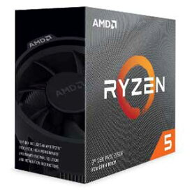 3600X Ryzen5 AMD AMD CPU 3600X BOX(Ryzen 5) Ryzen 第3世代【送料無料】