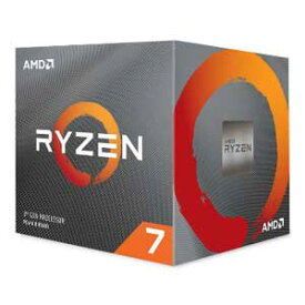 3700X Ryzen7 AMD AMD CPU 3700X BOX(Ryzen 7) Ryzen 第3世代【送料無料】