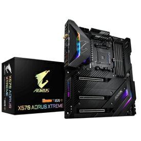 X570 AORUS XTREME GIGABYTE(ギガバイト) Extended ATX対応マザーボードX570 AORUS XTREME