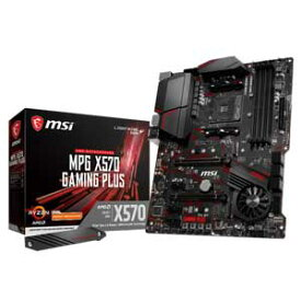 MPG X570 GAMING PLUS MSI ATX対応マザーボードMPG X570 GAMING PLUS