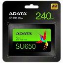 ASU650SS-240GT-R ADATA ADATA SU650 SATA6Gp/s SSD 240GB