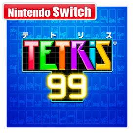 【封入特典付】【Nintendo Switch】TETRIS 99 任天堂 [HAC-R-ARZNB NSW テトリス99]