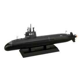 1/350 海上自衛隊 潜水艦 SS-501 そうりゅう 塗装済み半完成品【JBM06】 プラモデル ピットロード