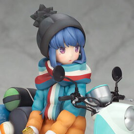 1/10 志摩 リン with スクーター(ゆるキャン△) アルター