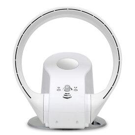VS-S100 W ベルソス 【扇風機】サーキュレーター(リモコン付 ホワイト) VERSOS 温風機能付 羽根なしサーキュレーター