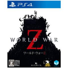 【封入特典付】【PS4】WORLD WAR Z H2 INTERACTIVE [PLJM-16474 PS4 ワールドウォーゼット]