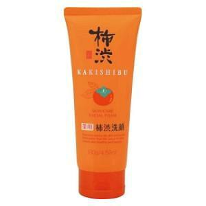 薬用 柿渋 洗顔フォーム 130g  熊野油脂 ヤクヨウ カキシブセンガンフオ-ム