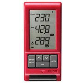 GM042 プロギア レッドアイズポケット マルチスピード測定器 PRGR NEW RED EYES POCKET (HS120) スピードガン・モード搭載